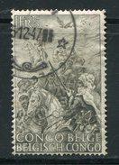 CONGO BELGE- Y&T N°274- Oblitéré - Congo Belge