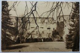 CPA Beauraing Le Château 1923 - Beauraing