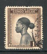 CONGO BELGE- Y&T N°237- Oblitéré - 1923-44: Oblitérés