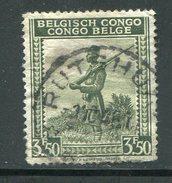 CONGO BELGE- Y&T N°242- Oblitéré - 1923-44: Oblitérés