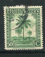 CONGO BELGE- Y&T N°234- Oblitéré - 1923-44: Oblitérés