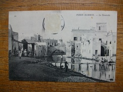 "Carte Assez Rare , Tunisie , Bizerte , Vieux Bizerte ; La Passerelle """" Carte Avec Animation """" - Tunisie"