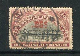 CONGO BELGE- Y&T N°97- Oblitéré - Congo Belge