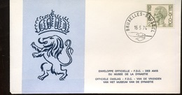 2,50 ELSTROM Militaire FDC    De 1974 - 1971-80