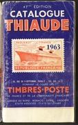 Catalogue Thiaude 1963 47ème édition - France