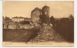 HÉDÉ - Le Château - Francia