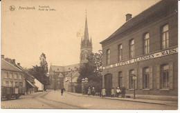 ARENDONK TRAMHALT TRAMWAGONS HOTEL DE KEMPEN   6/166 D2 - Arendonk