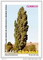 ESPAÑA 2008 - ARBOLES MONUMENTALES - FLORA - EDIFIL Nº 4390 - 1931-Oggi: 2. Rep. - ... Juan Carlos I