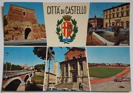 CITTA' DI CASTELLO (PERUGIA) - VEDUTINE - STADIO BERNICCHI - Perugia