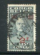 CONGO BELGE- Y&T N°164- Oblitéré - Congo Belge