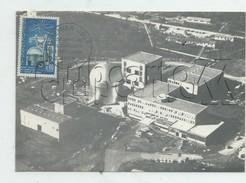 Saint-Paul-lez-Durance (13) : Vue Aérienne Sur Le  Réacteur Nucléaire à Neutrons à Cadarache  En 1965 (CP 1er Jour) GF - Frankreich