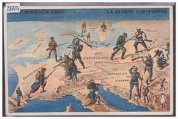 LA GUERRE EUROPEENNE - TB - War 1914-18
