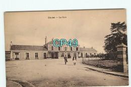Bdd - 49 - CHOLET -  VENTE à PRIX FIXE -  La Gare - Cholet