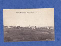 CPA -  MARGILLEY (Haute Saône) -Vue Générale - éditions CLB N°33796 - France