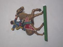 AIRFIX -  CHEVAL ET CAVALIER HUSSARD 1815  - Pas  BRITAINS Ni  MICHEL - Figurines