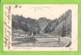 AK - Gruss Aus Schwertberg - Gelaufen Am 22.12.1904 - Schwertberg