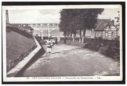 76 Les Grandes Dalles    Passerelle Du Sanatorium - France
