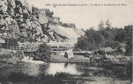 Vieux-Vy-sur-Couesnon- La Mine Et Les Rochers De Bray. - Autres Communes