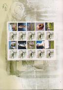 GREECE STAMPS PERSONAL STAMP WITH LABEL SHEETLET  -2012-MNH - Unused Stamps