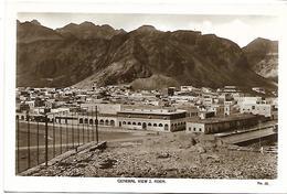 YEMEN - General View 2 Aden - Yémen