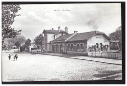 BRIEY La Gare - Briey