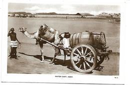 YEMEN - Water Cart - Aden - Yémen