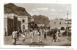 YEMEN - Main Street Crater - Aden - Yémen