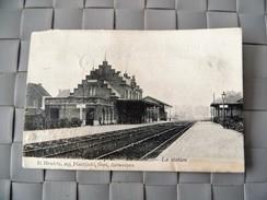 Antwerpen - Anvers - La Station 1908 - Antwerpen