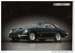 7468 Promocard Automobile Ferrari 400 SuperAmerica Sport Cars Auto Cavallino - Turismo