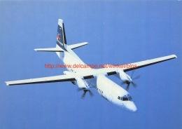 Ansett Airlines Of Australia - Fokker F50