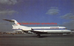 Empire Airlines - Fokker F28 - 1946-....: Moderne