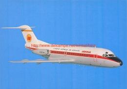 Iberia - Fokker F28 - 1946-....: Moderne