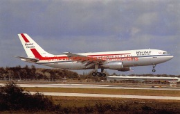 Wardair - Airbus A300 - 1946-....: Moderne