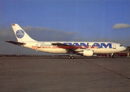 Pan Am Pan American - Airbus A300 - 1946-....: Moderne