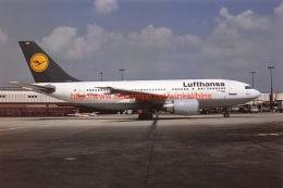Lufthansa - Airbus A310 - 1946-....: Moderne