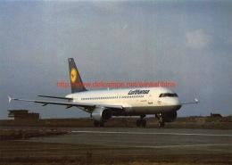 Lufthansa - Airbus A320 - 1946-....: Moderne