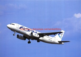 Adria Airways - Airbus A320 - 1946-....: Moderne