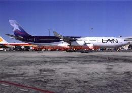 LAN Chile - Airbus A340 - 1946-....: Moderne