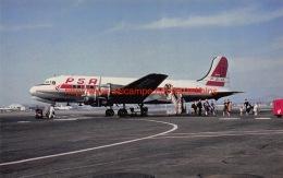 PSA Pacific Southwest Airlines - McDonnell Douglas DC-4 - 1946-....: Moderne