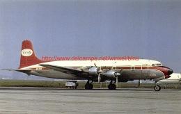 British Island Airways - McDonnell Douglas DC-6 - 1946-....: Moderne