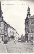 AALST ALOST 1907 Rue Albert Lienaert - Café Billard Paard En Kar - UItg. Lagaert 31 - Aalst