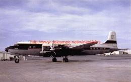 The Atlanta Skylarks - McDonnell Douglas DC-7