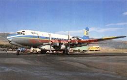 Butler - McDonnell Douglas DC-7 - 1946-....: Moderne