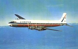 United Air Lines - McDonnell Douglas DC-7 - 1946-....: Moderne