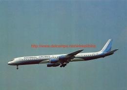 National Airlines - McDonnell Douglas DC-8 - 1946-....: Moderne