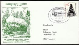 Germany Nürnberg 1982 / FREIZEIT Exhibition / Holidays, Tourism / Sailing / Camping - Other