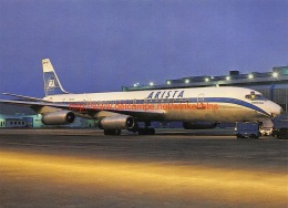 Arista - McDonnell Douglas DC-8 - 1946-....: Moderne
