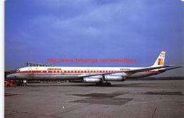 Iberia - McDonnell Douglas DC-8 - 1946-....: Era Moderna