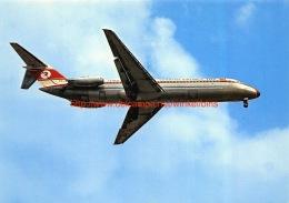 Turkish Airlines - McDonnell Douglas DC-9 - 1946-....: Moderne