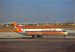Atlantis - McDonnell Douglas DC-9 - 1946-....: Moderne